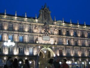 Aquel tiempo de universidades. Salamanca.