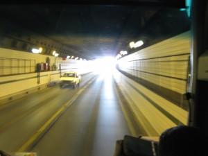 ¿Luz o tren al final?