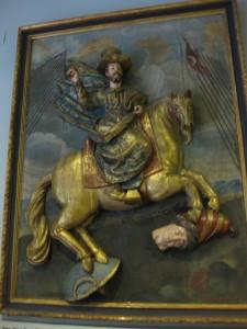 Santiago antes de la Inquisición siglo XXI