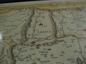 La otra Iberia, cerca del Vellocino de Oro. (Armenia-Georgia).