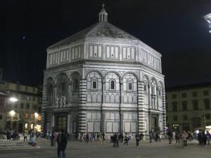 Posible ejemplo de la abominable opresión del proletariado medieval (el Duomo. Florencia)