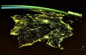 España luminosa, actual y noctámbula.