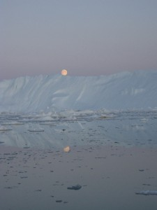 La terrible belleza del mundo: Groenlandia. Doble luna.