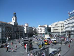 Aún Puerta del Sol (Madrid), pronto de Plutón por solidaridad con los planetas enanos.