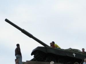 Cruzadas por todas partes (Nagorno Karabah-Armenia)
