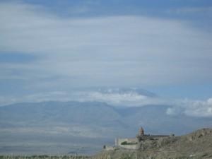 Monasterio y monte Ararat (Armenia). Como las guerras perdidas...