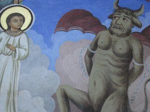 Dualidad Bueno y Malo malísimo (Bulgaria, fresco).