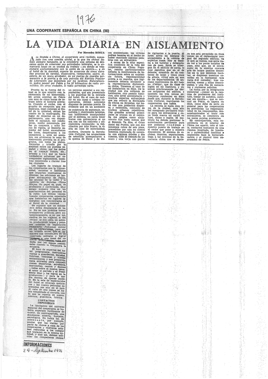 China. 1973 74. Revilución Cultural. Comunismo. Archivos